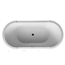 Duravit Starck 700011000000000 Ванна акриловая 190 см белый