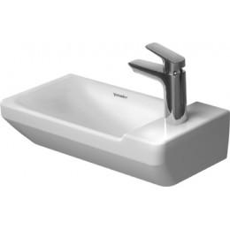Duravit P3 Comforts 0715500000, Раковина без перелива, цвет белый