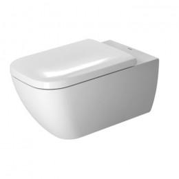 Duravit Happy D.2 2550090000, Унитаз подвесной, цвет белый