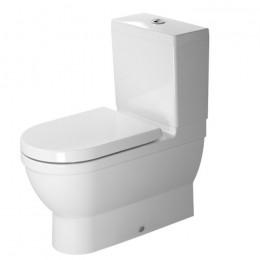 Duravit Starck 2 2141090000, Унитаз напольный, цвет белый