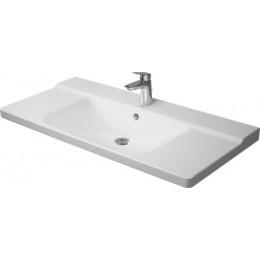 Duravit P3 Comforts 2332100030, Раковина с переливом, цвет белый