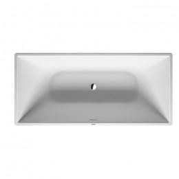 Duravit DuraSquare 700430000000000 Ванна отдельностоящая 185 см белый
