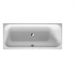 Duravit Happy D.2 700313000000000 Ванна акриловая 170 см белый