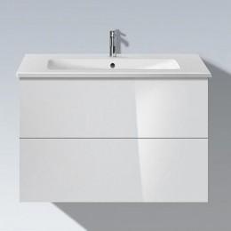 Duravit Happy D.2 LC624102222, Тумба подвесная, 82 см, цвет белый