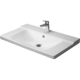Duravit P3 Comforts 2332850030, Раковина с переливом, цвет белый