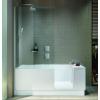 Duravit Shower + Bath 700404000000000 Ванна правосторонняя белый