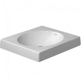 Duravit Architec 0320500000, Раковина без перелива, цвет белый