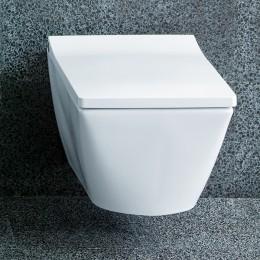 Duravit VIU 2511090000, Унитаз подвесной, цвет белый