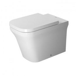 Duravit P3 Comforts Rimless 2166092000, Унитаз напольный, цвет белый