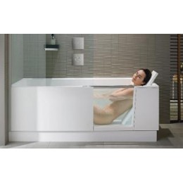 Duravit Shower + Bath 700403000100000 Ванна левосторонняя белый