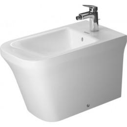 Duravit P3 Comforts 2273100000, Биде напольное, цвет белый