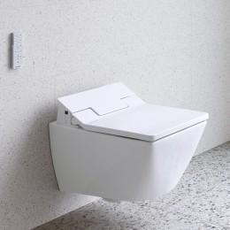 Duravit VIU 2511590000, Унитаз подвесной, цвет белый