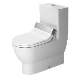 Duravit Starck 3 SensoWash 2141590000, Унитаз напольный, цвет белый