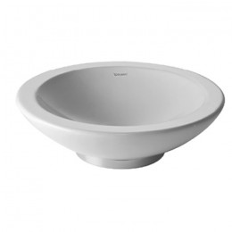 Duravit Bagnella 0451480000, Раковина без перелива, цвет белый