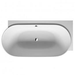 Duravit Luv 760432000AS0000, Ванна угловая, цвет белый