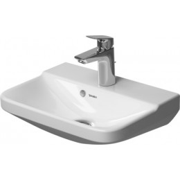 Duravit P3 Comforts 0716450000, Раковина с переливом, цвет белый