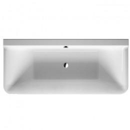 Duravit P3 Comforts 790291000001000, Комплект: слив-перелива для ванны
