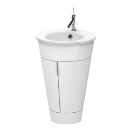 Duravit Starck 1 S1952003636, Тумба напольная, 56 см, цвет белый