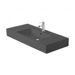 Duravit Vero 0329100830 Раковина 105 см черный