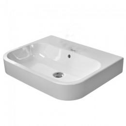 Duravit Happy D.2 2315600060, Раковина с переливом, цвет белый