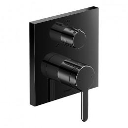 Duravit C.1 C15210017046 Однорычажный смеситель для ванны для скрытого монтажа хром