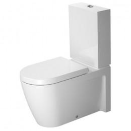 Duravit Starck 2 0063320000, Сиденье для унитаза, цвет белый