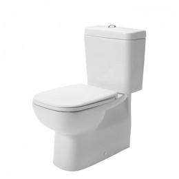 Duravit D-Code 21180900002, Унитаз напольный, цвет белый