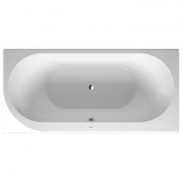 Duravit Darling New 700247000000000 Ванна акриловая 190 см белый