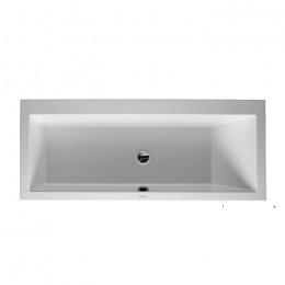 Duravit Vero 700134000000000 Ванна акриловая 170 см белый