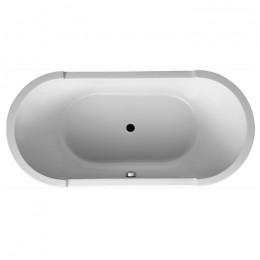Duravit Starck 700012000000000 Ванна акриловая 190 см белый