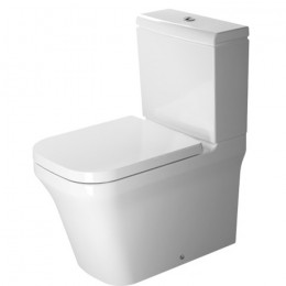Duravit P3 Comforts Rimless 2167092000, Унитаз напольный с HygieneGlaze