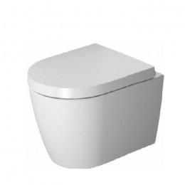 Duravit ME by Starck 45300900A1 (253009+002019), Комплект: унитаз+сиденье, цвет белый