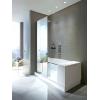 Duravit Shower + Bath 700403000000000 Ванна левосторонняя белый