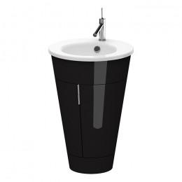 Duravit Starck 1 S1952004040, Тумба напольная, 56 см, цвет черный