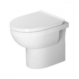 Duravit DuraStyle 41840900A1, Комплект: унитаз+сиденье, цвет белый