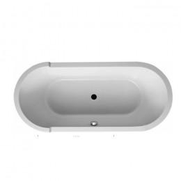 Duravit Starck 700010000000000 Ванна отдельностоящая белый