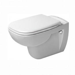 Duravit D-Code 45350900A1 (253509+006739), Комплект: унитаз+сиденье, цвет белый