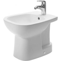 Duravit D-Code 22371000002, Биде напольное, цвет белый