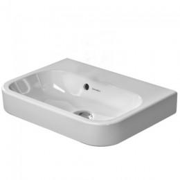 Duravit Happy D.2 0710500060, Раковина с переливом, цвет белый