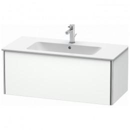 Duravit XSquare XS407301818, База под раковину, 101 см, цвет белый