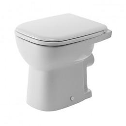Duravit D-Code 21090900002, Унитаз напольный, цвет белый